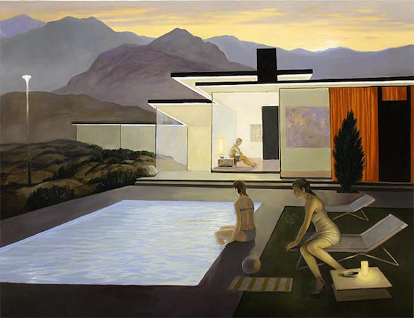 swimmingpool by cyril massimelli dr zita gota pataki. Black Bedroom Furniture Sets. Home Design Ideas